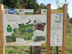 Naturparcours Naturschutzzentrum Wilhelmsdorf