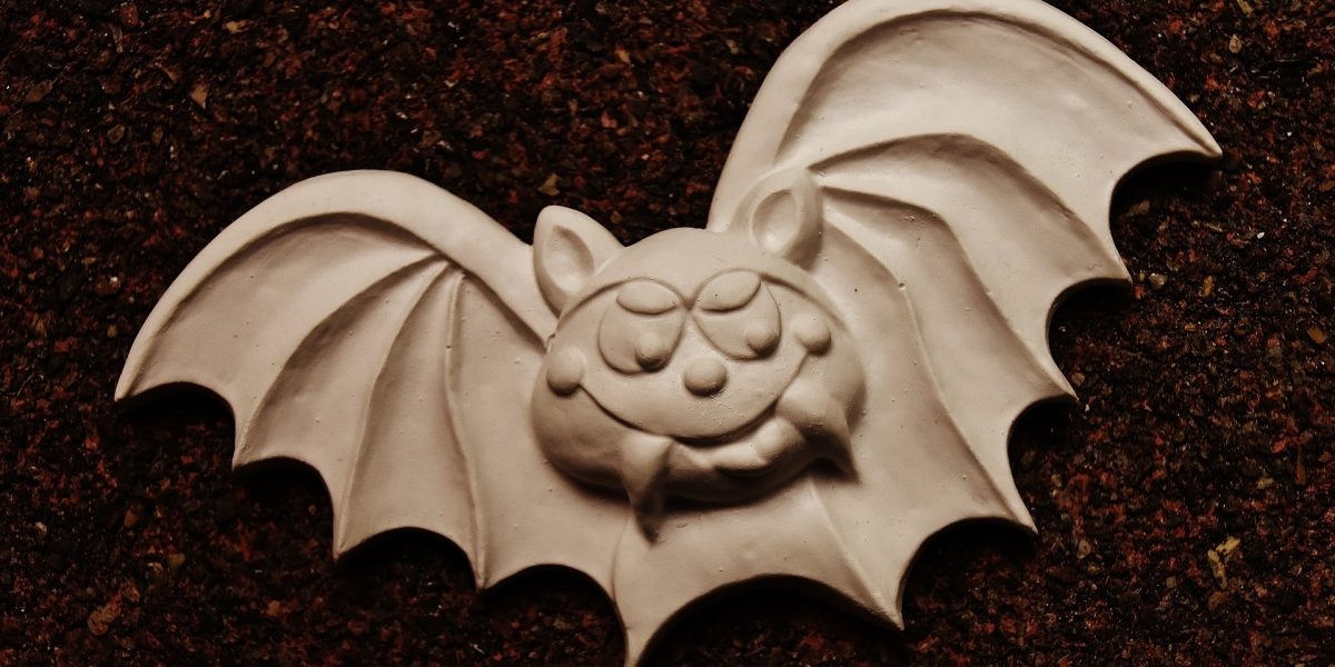 Fledermaus Figur